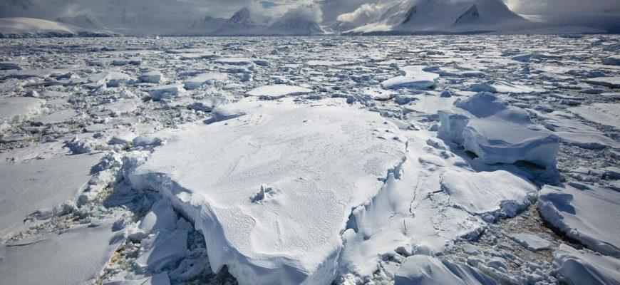 Острова Антарктики и Субантарктики