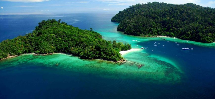 Остров Калимантан (Борнео)