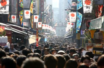 Экономика Японии — историческое чудо